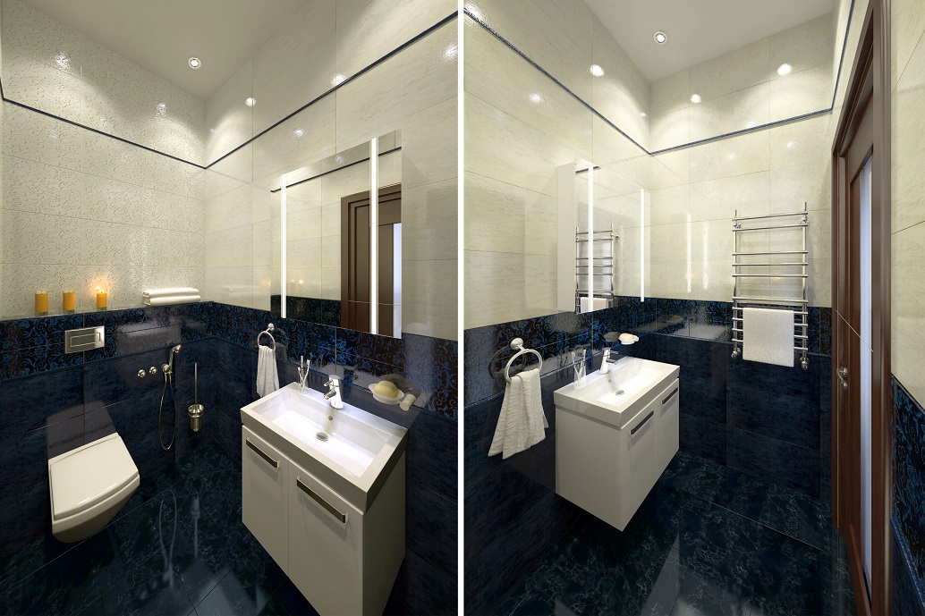 Дизайн туалета Хабаровск