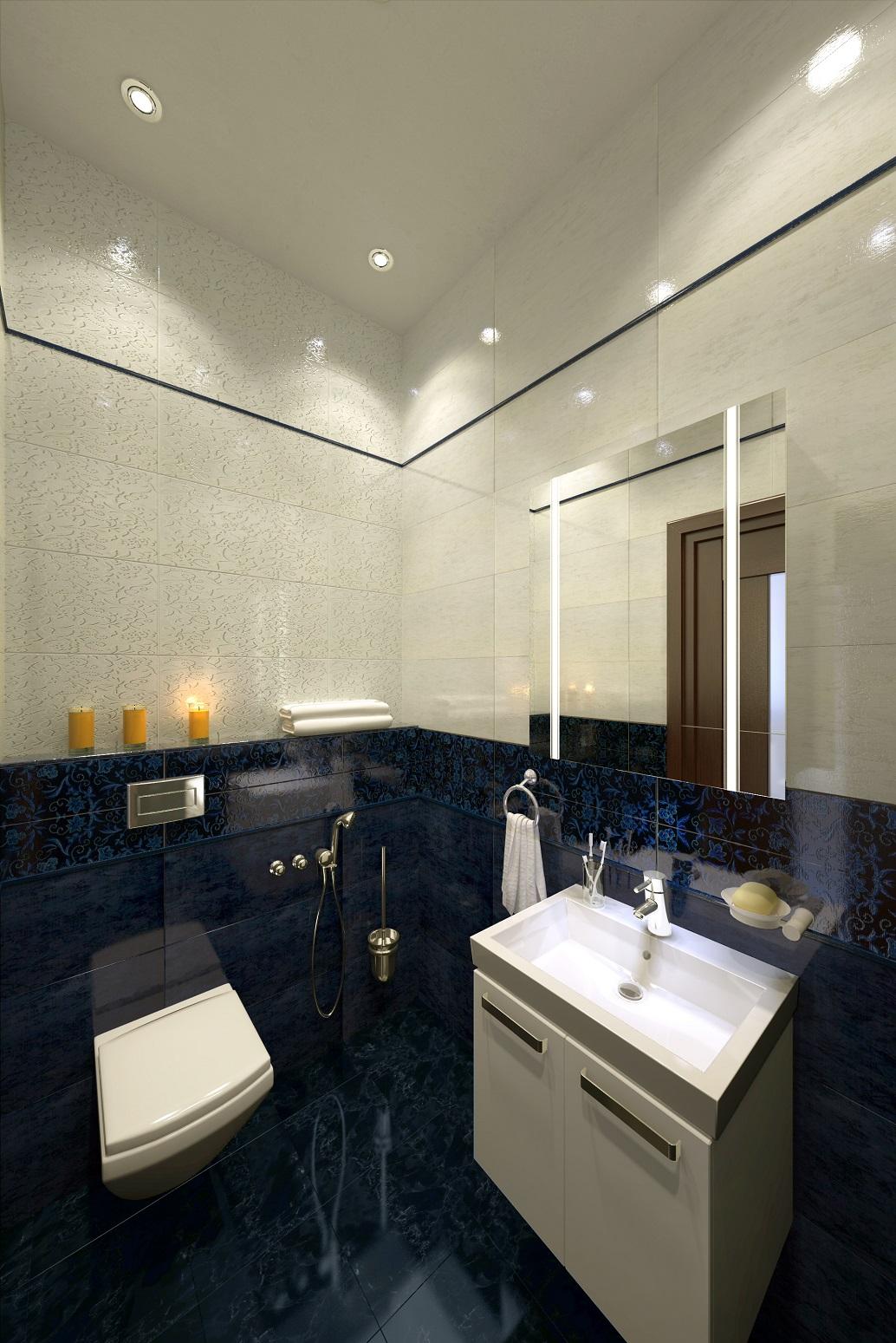 Дизайн ванной Хабаровск