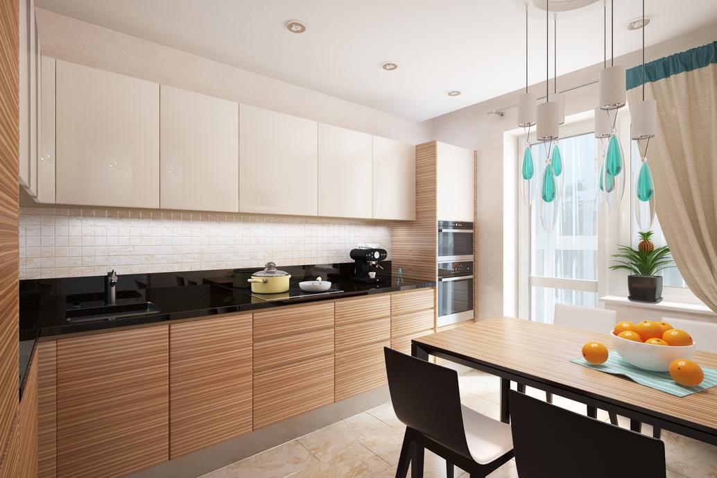 Дизайн кухни в Хабаровске
