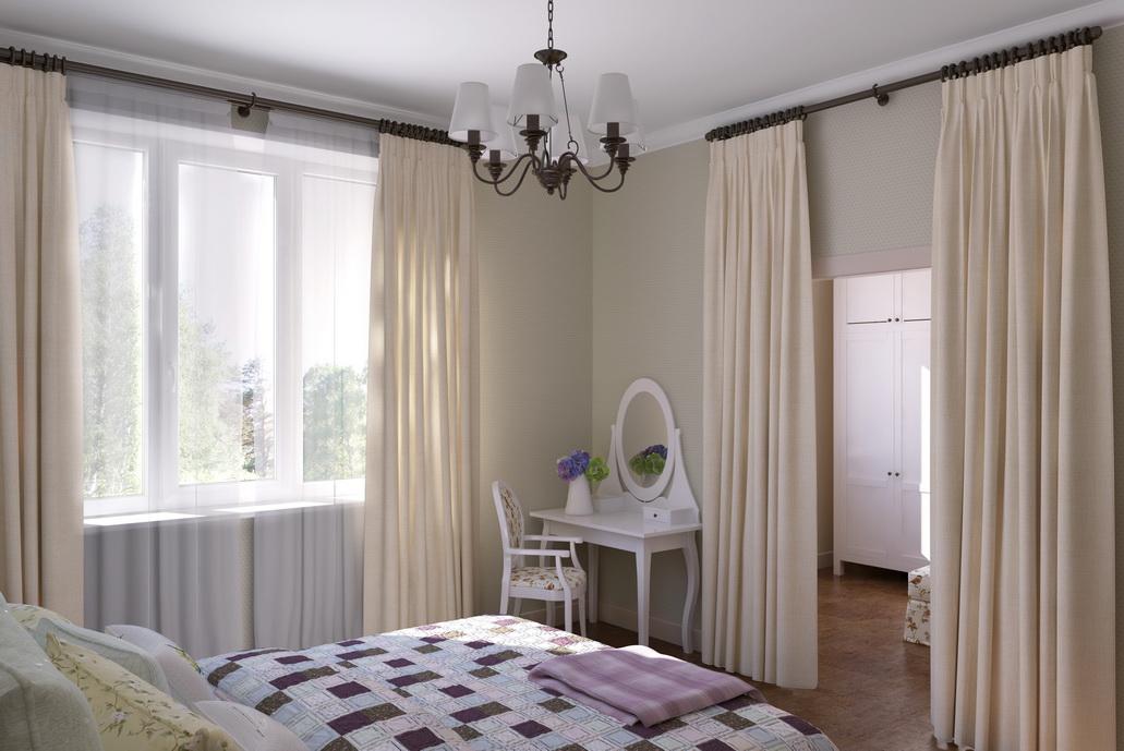 Дизайн интерьеров в Хабаровске. Заказать дизайн. Дизайн спальни