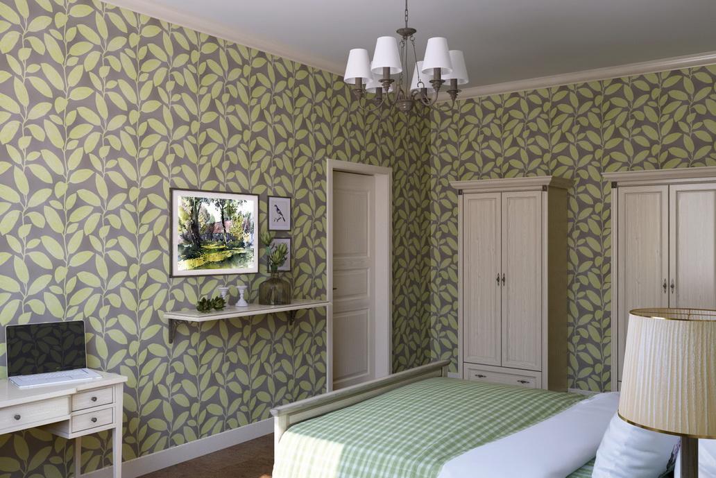 Комната для гостей дизайн интерьера в Хабаровске