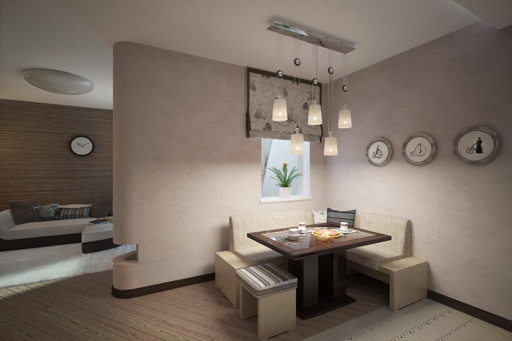 Дизайн маленькой квартиры Хабаровск