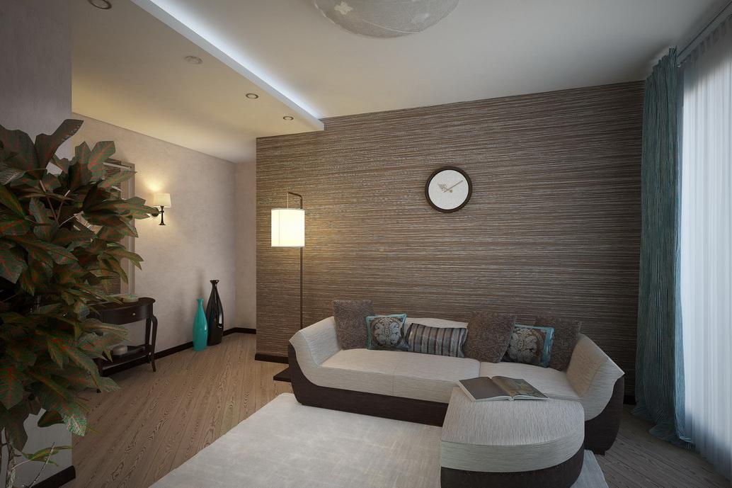 Дизайн двухкомнатной квартиры Хабаровск