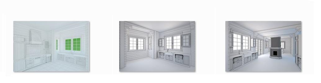 Дизайн дома в Хабаровске