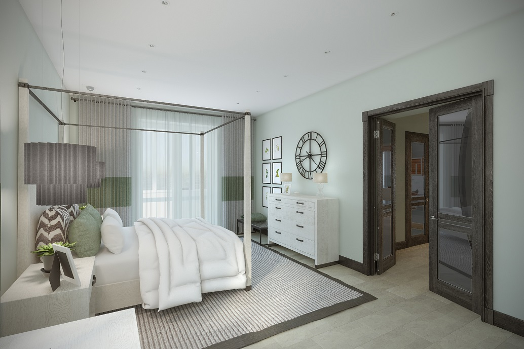 Дизайн интерьера гостиной в Хабаровске