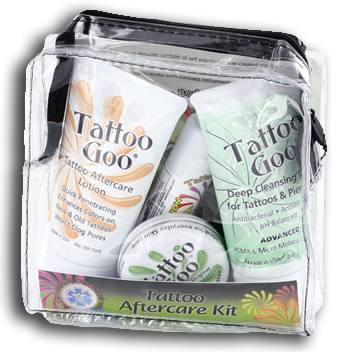 tattoo goo complete kit