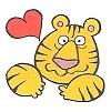 Love Bear Logo