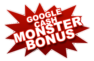 Google Cash Monster Review - video dailymotion