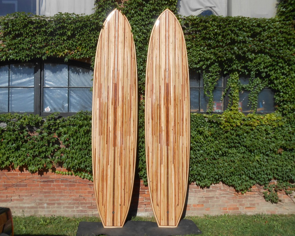 Tao Woodworking Wood Stand Up Paddle Boards