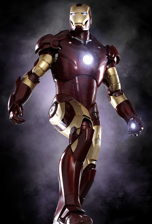 Ironman Tony Stark Avengers