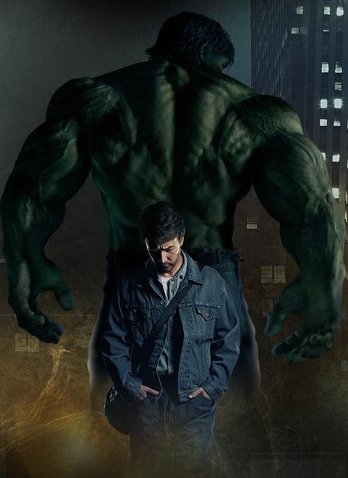 The Incredible Hulk Avengers