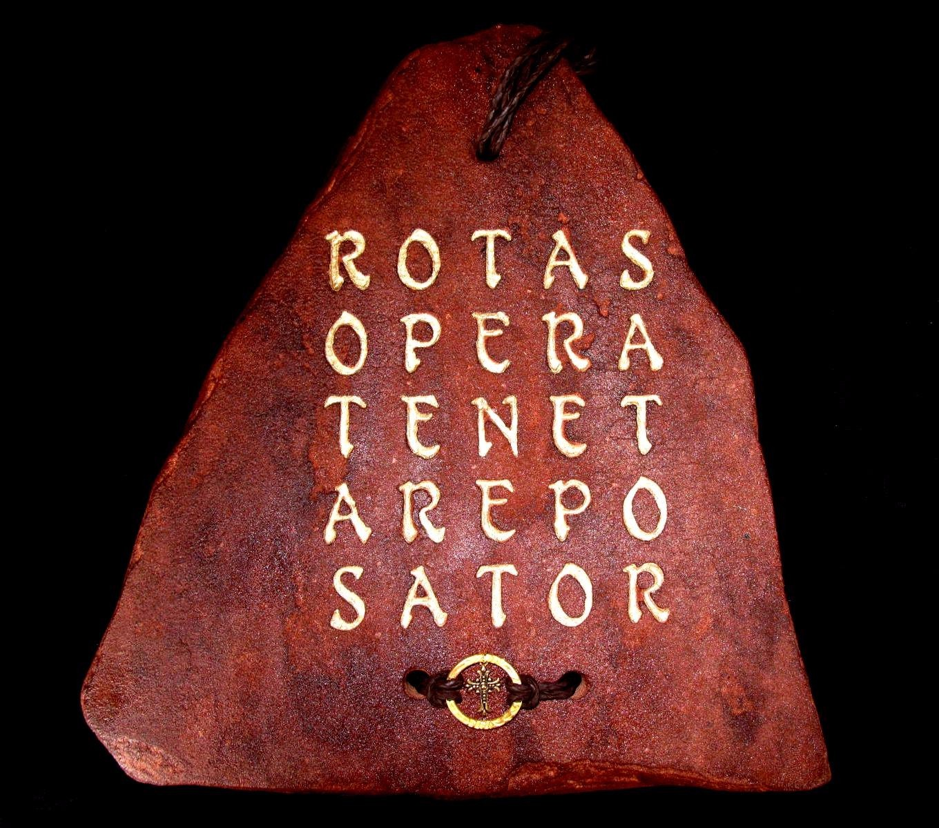 Ancient Terragon Satorsquare tablet.