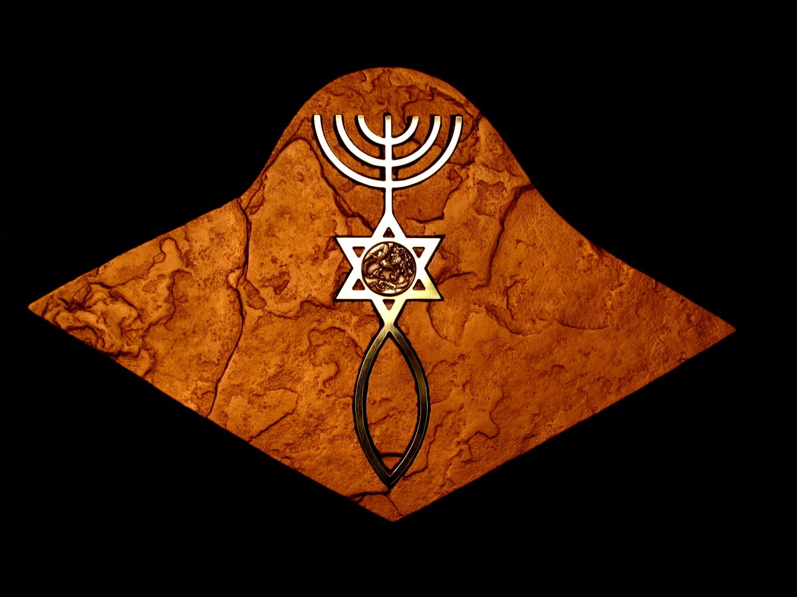 Brass messianic 1
