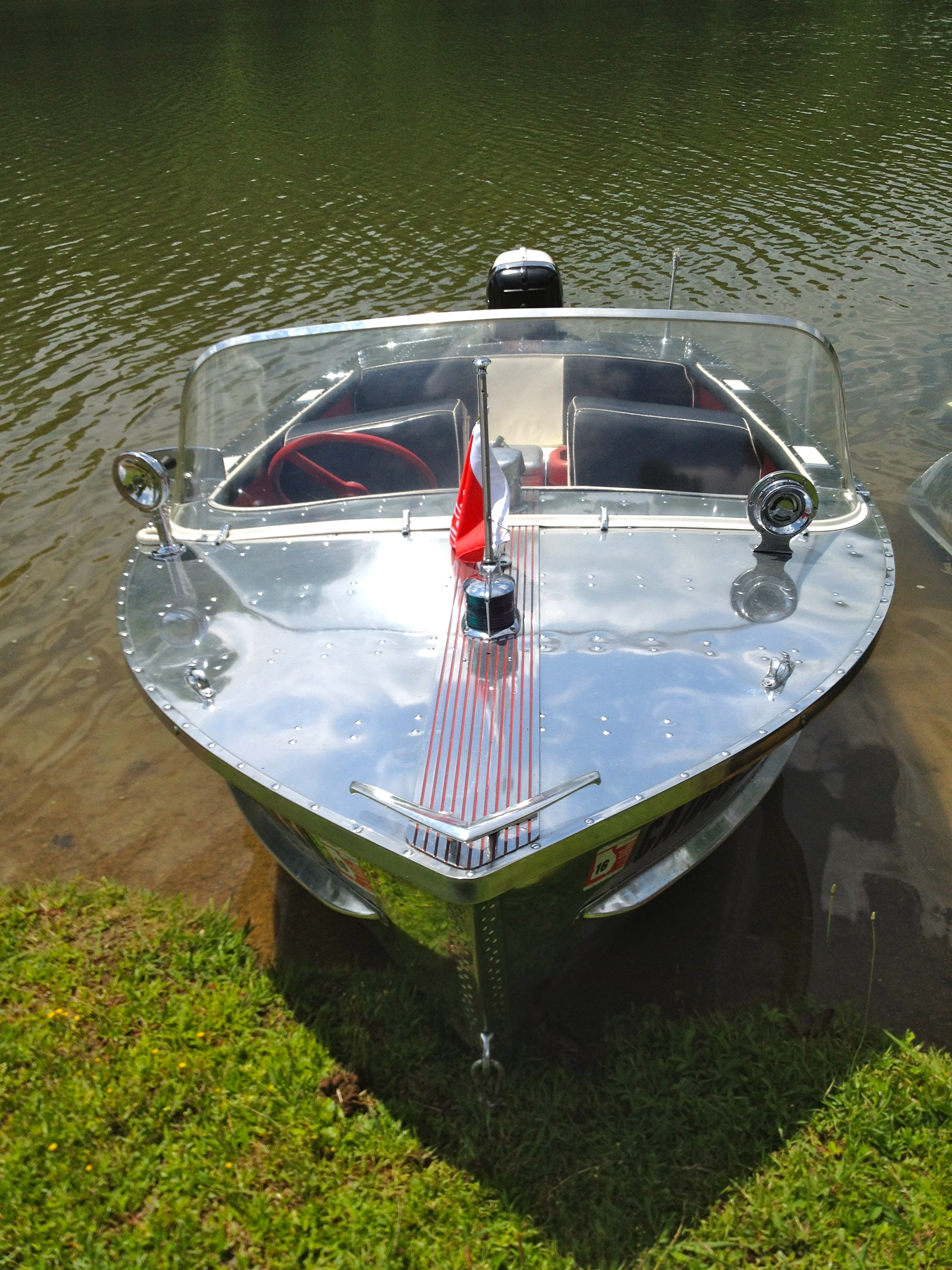 We Have Owned An Aluminum StarCraft Runabout For 25 Years Love