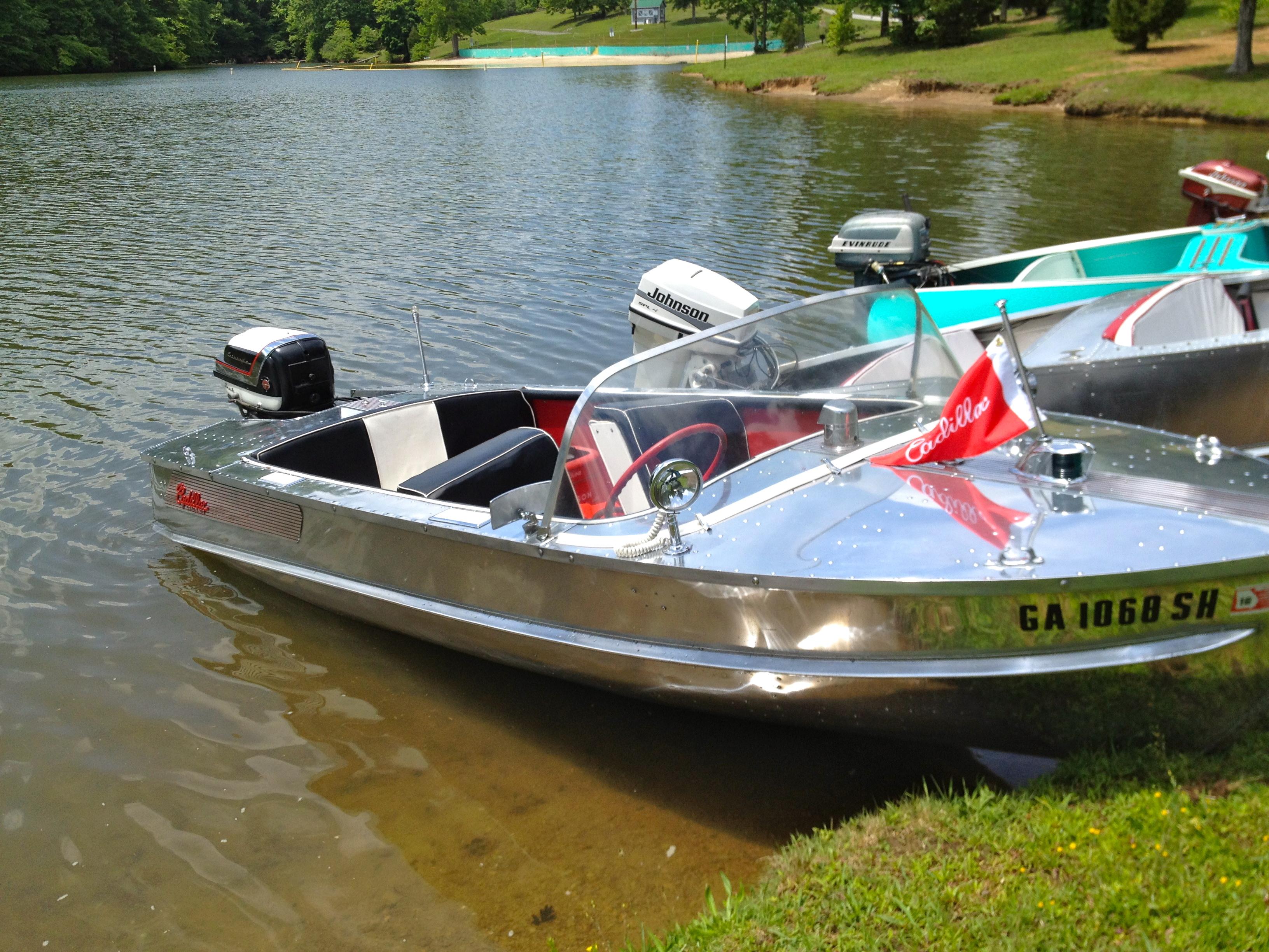 Cadillac Boats