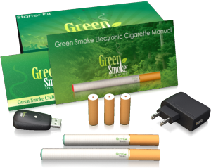 Green smoke ecigarette