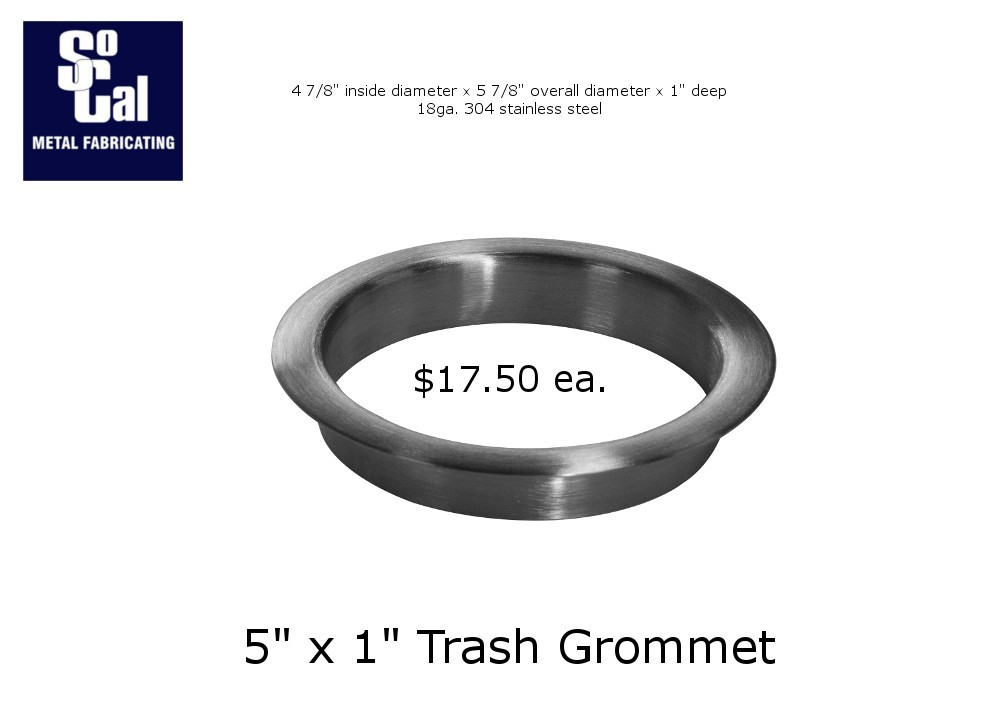 Countertop Trash Ring