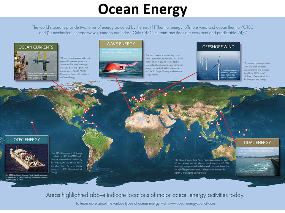 research paper of ocean thermal energy conversion An easy-to-understand introduction to how otec plants extract heat from   that's the basic thinking behind otec (ocean thermal energy conversion),   energy that don't prove the long-term commercial viability of otec in a.