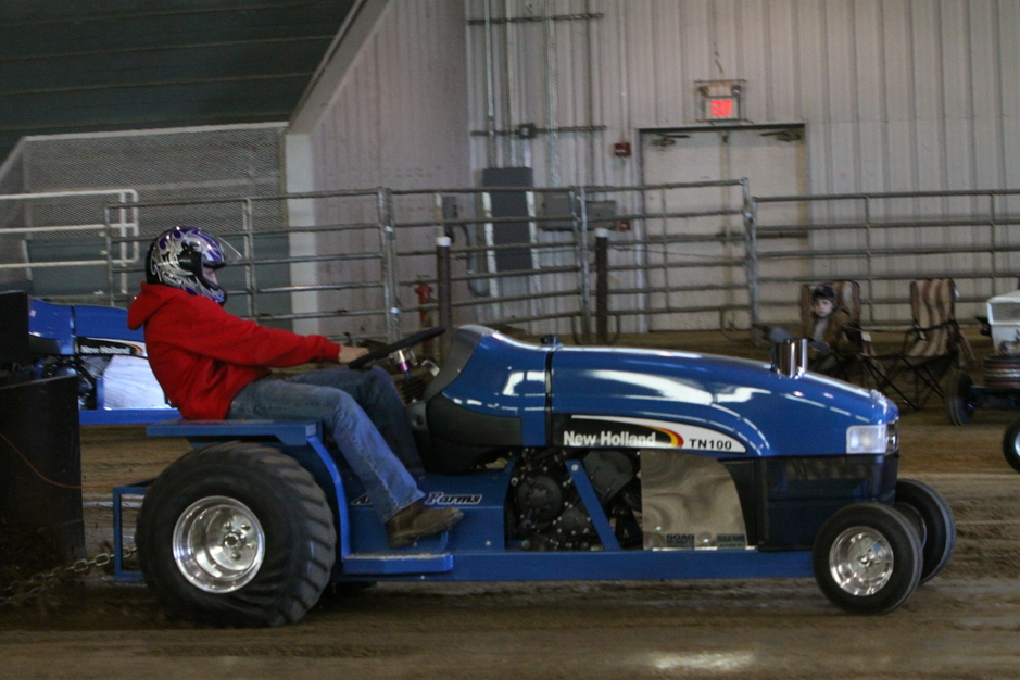 Double W Pulling Garden Tractor/Mini Outlaw/Mini Rod and