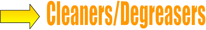 crs chemical corporation car care products cleaners/degreasers