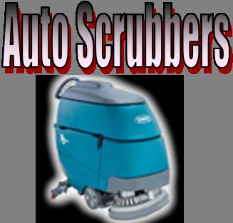 auto scrubbers