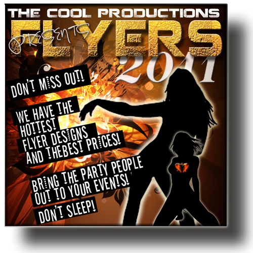 cool flyers
