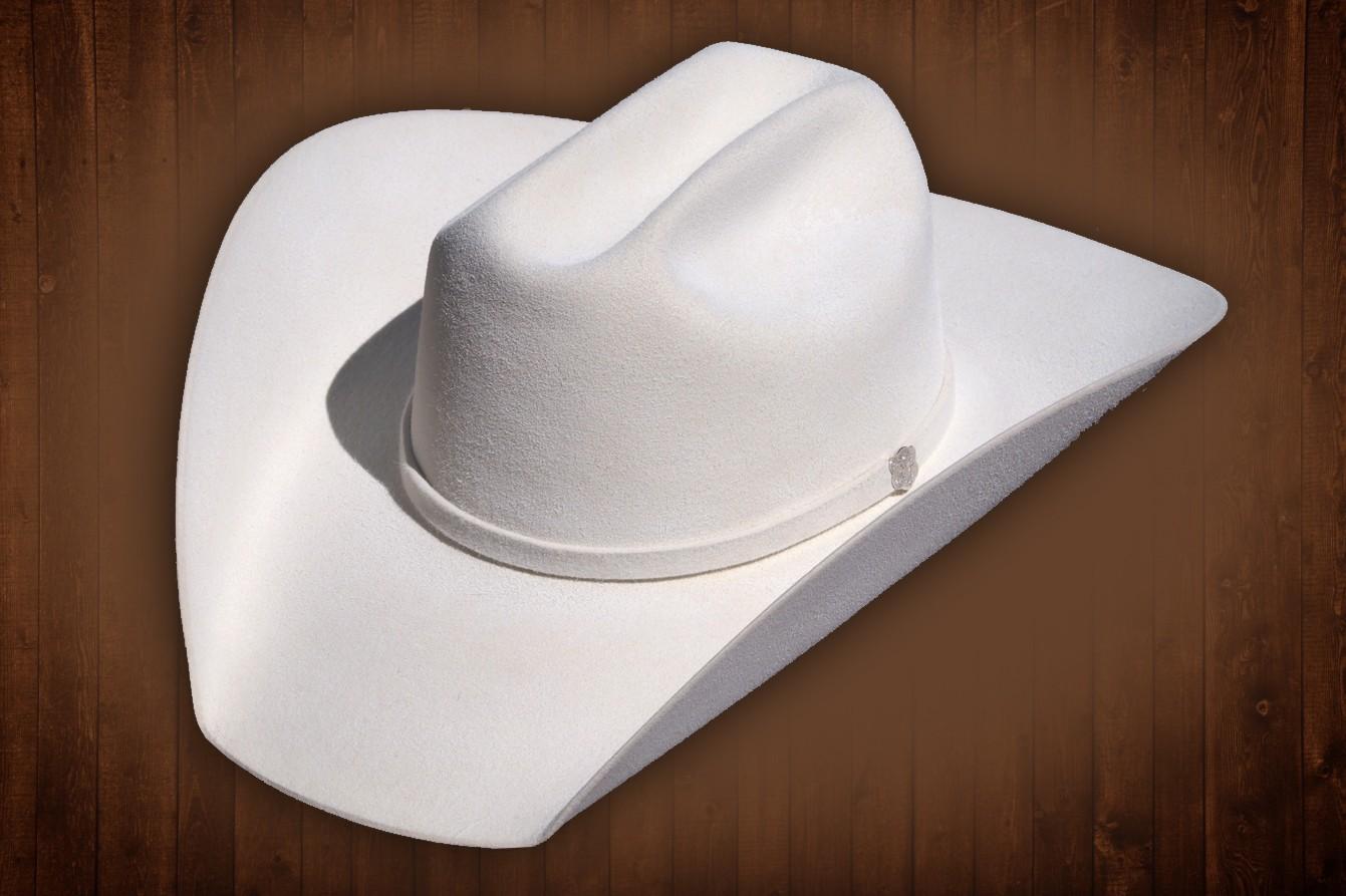 White Show Hat1