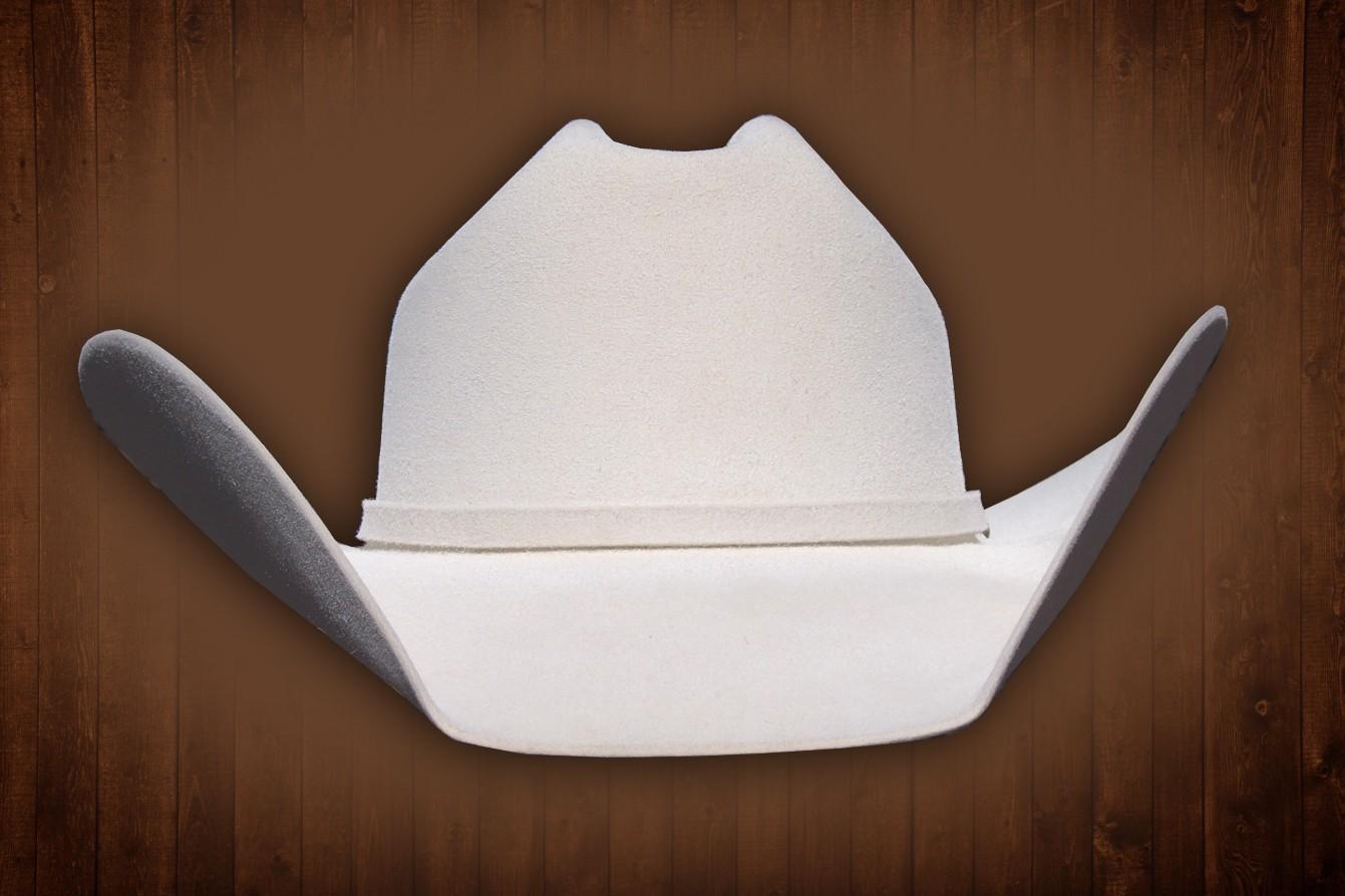 White Show Hat2