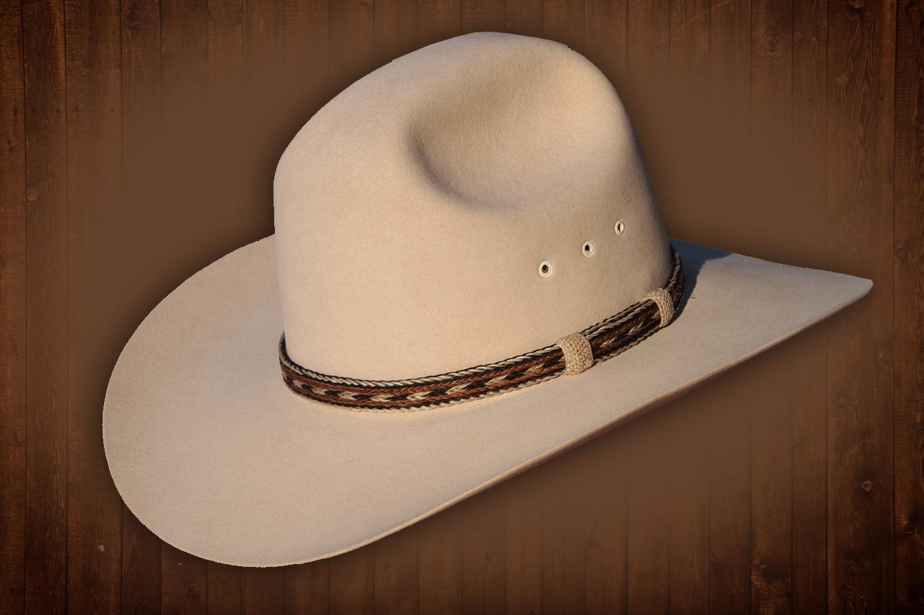 Custom Cowboy Hat Styles   Hally's Custom Hats