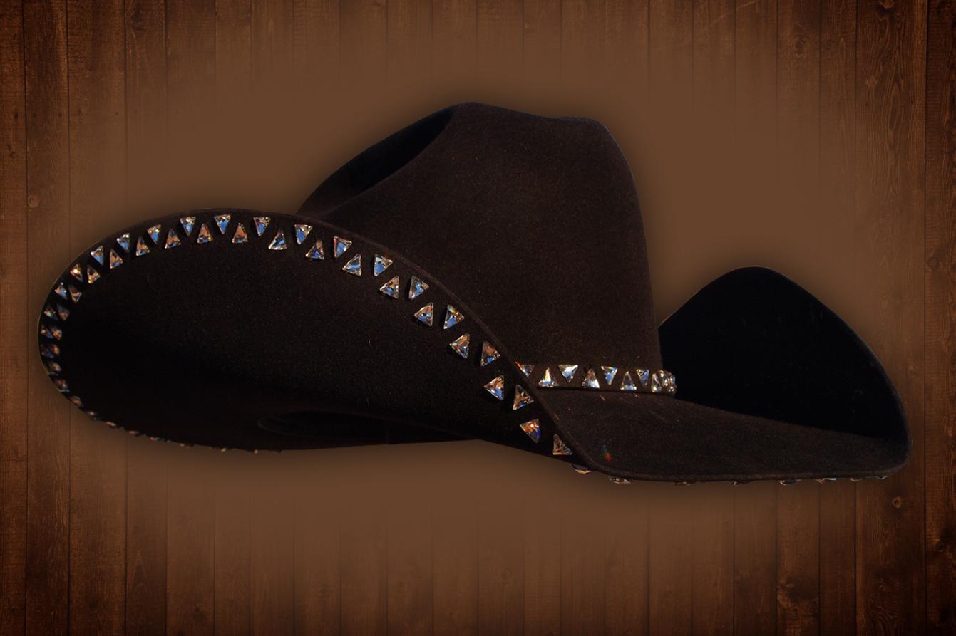 Custom Desert Diva Cowboy Cowgirl Hat