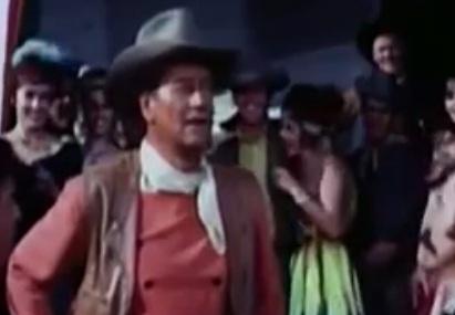 Custom Western McClintock Cowboy Hat John Wayne