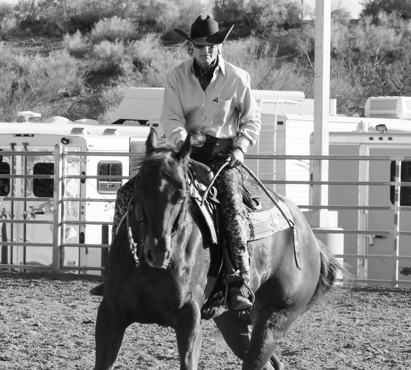 Hally's Custom Made Reining Cowboy Hat Arizona