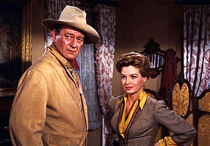 ... Custom Western Rio Bravo Cowboy Hat John Wayne 870c96f3c6a