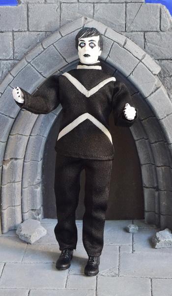 Cesare Caligari Costume