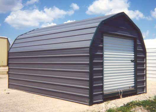 Hexagon Style Shed