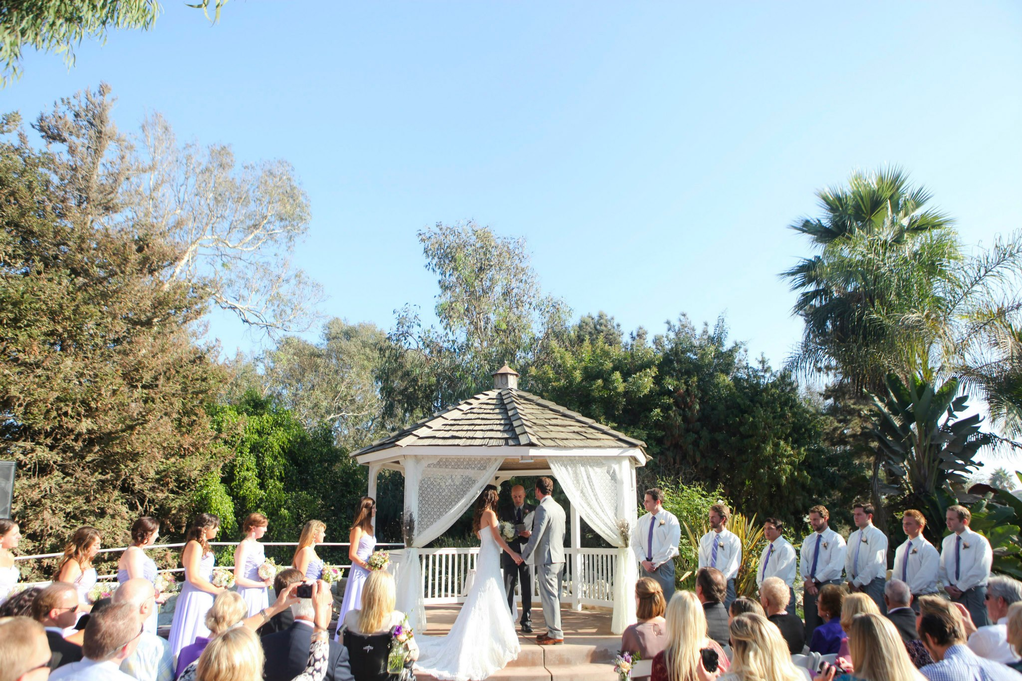 Red Horse Barn, Huntington Beach Wedding