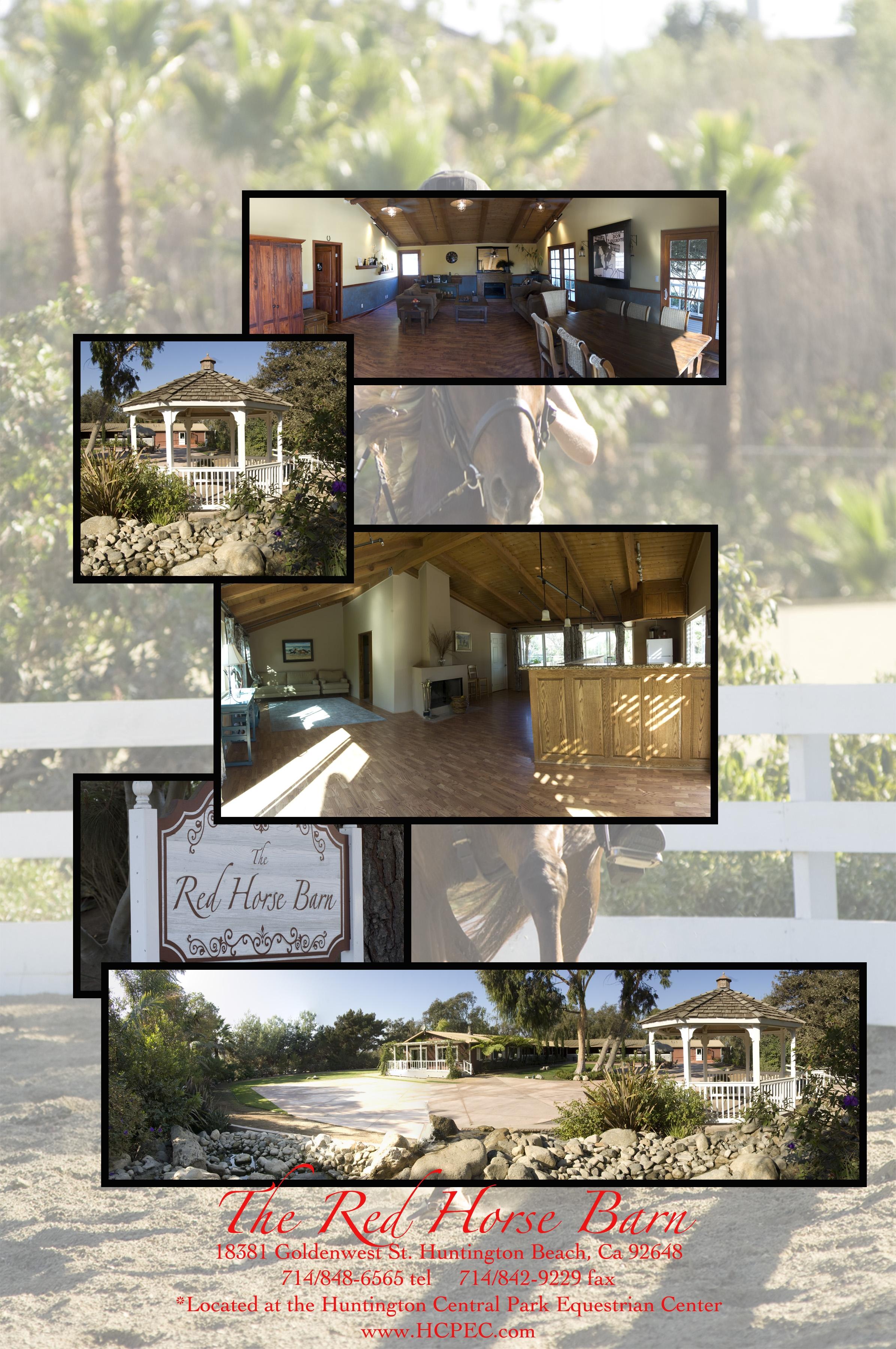 Red Horse Barn Huntington Beach Wedding Cost