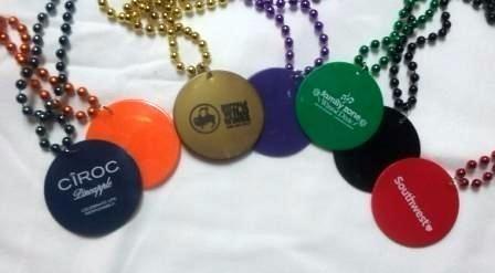 Poly Stone Medallions, Custom Medallions