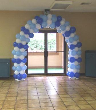 Celebration Station Clearwater Balloon Arches