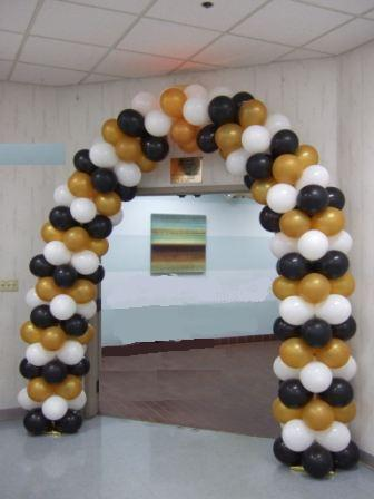 Balloon Arches, Columns, Canopies, Wedding, Birthday