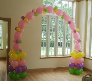 baby shower balloon arches philadelphia baby shower balloon arches