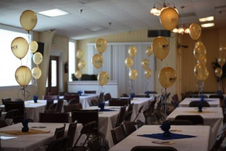 Wedding balloons oldsmar clearwater pinellas park for City fish oldsmar