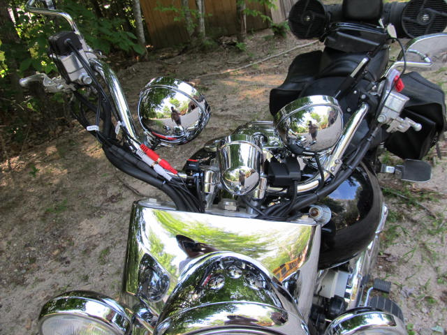 Motorcycle Stereo Systems