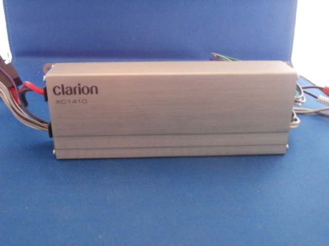 Clarion 300 Watt Motorcycle audio system