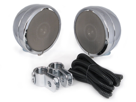 High quality Motorcycle Bullet Speakers