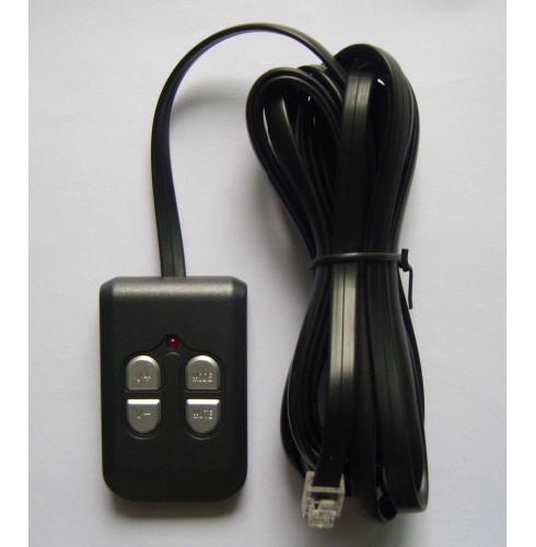 Replacement Motorcycle stereo remote control