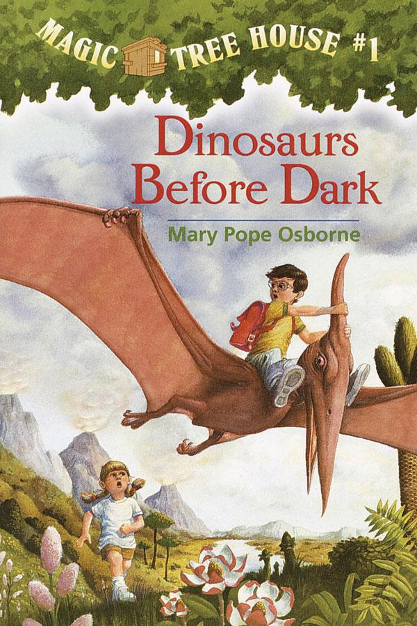 treehouse adventure books