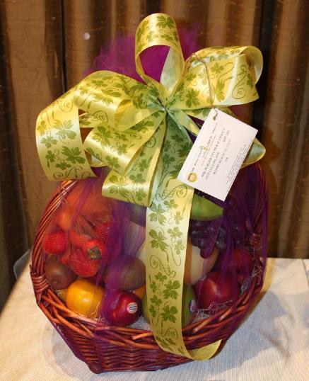 Fruit Baskets by belle fleur