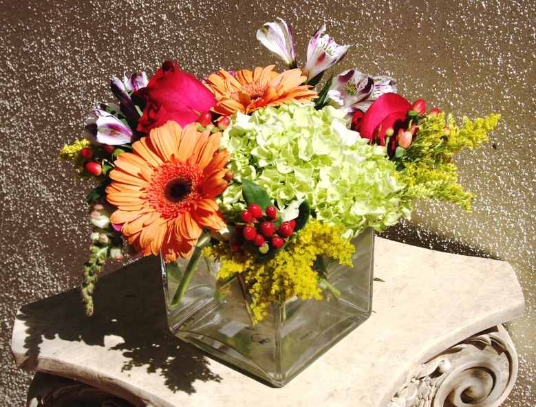 All In Bloom by belle fleur