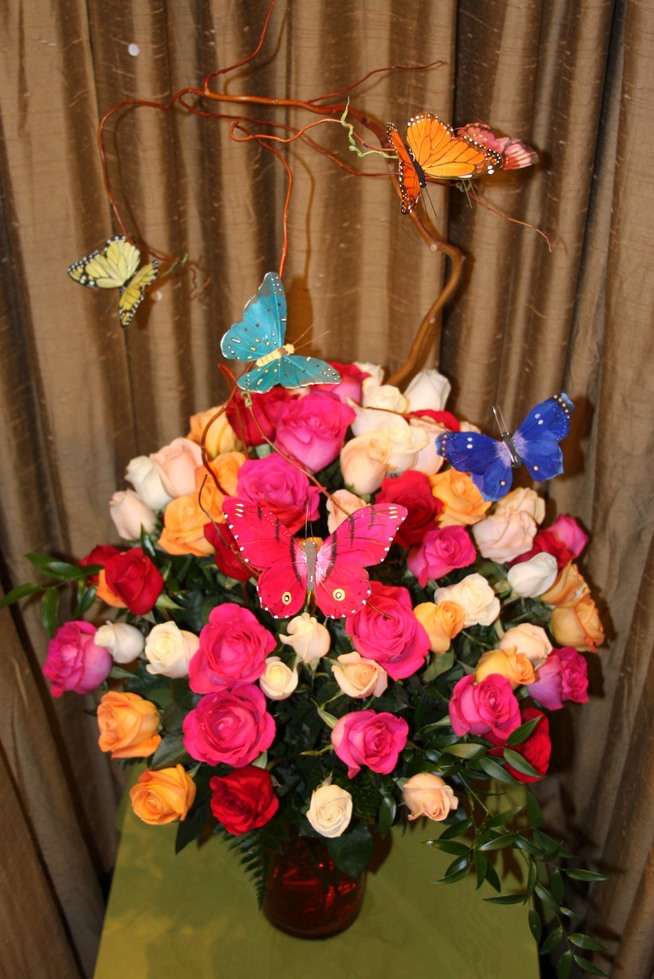 Six Dozen Roses by belle fleur